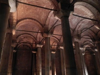 The Basilica Cistern image. Click for full size.