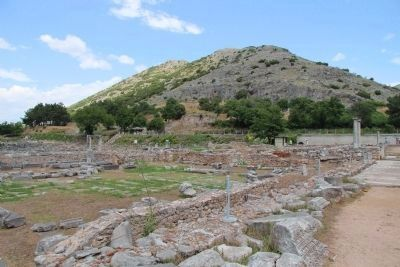 Philippi Archaeological Park image. Click for full size.