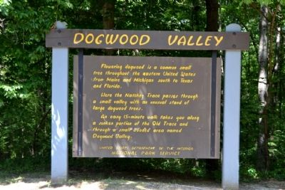 Dogwood Valley Marker image. Click for full size.