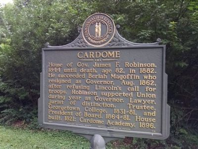 Cardome Marker image. Click for full size.