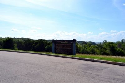 Black Belt Overlook on the Natchez Trace Parkway image. Click for full size.