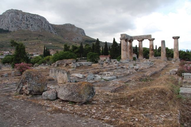 Temple of Apollo image. Click for full size.