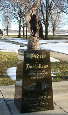 Order of Daedalians Monument image. Click for full size.