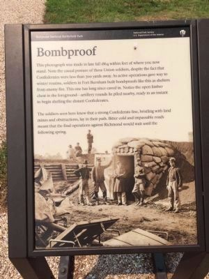 New Bombproof Marker image. Click for full size.