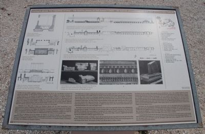 The Rostra (Bema) of the Roman Forum Marker image. Click for full size.