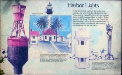 Harbor Lights Marker image. Click for full size.