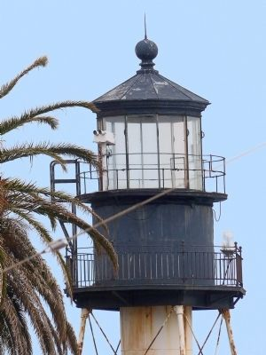New Point Loma Lighthouse image. Click for full size.