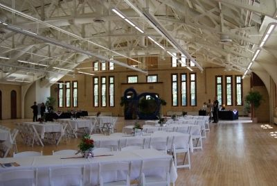 Inside the Erie Armory image. Click for full size.