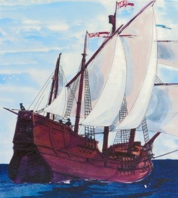 One of Cabrillo's Ships image. Click for full size.