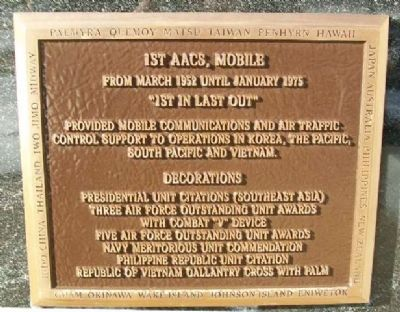 1st AACS, Mobile Marker image. Click for full size.