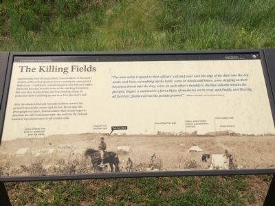 The Killing Fields Marker image. Click for full size.