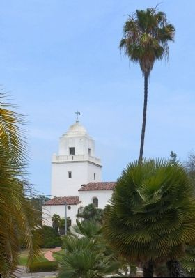 Father Junipero Serra Museum image. Click for full size.