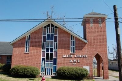 Allen Chapel AME Church image. Click for full size.