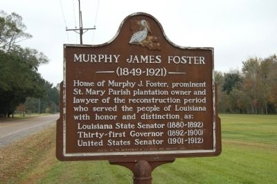 Murphy James Foster Marker image. Click for full size.