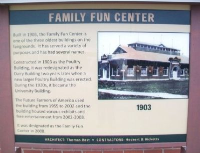 Family Fun Center Marker image. Click for full size.