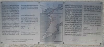 The Gallipoli Campaign of 1915 Marker image. Click for full size.