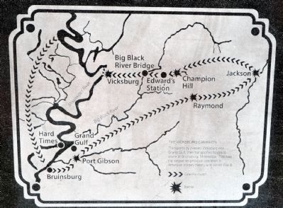 The Vicksburg Campaign image. Click for full size.