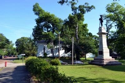 Hinds County Confederate Memorial image. Click for full size.