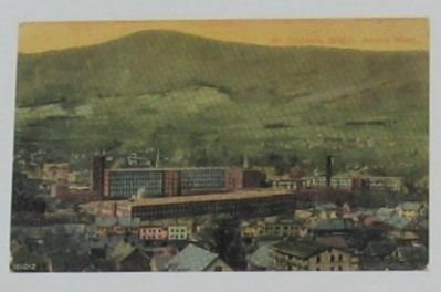 Postcard of Berkshire Mills image. Click for full size.