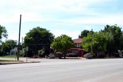 Intersection of S. 3rd St and S. Main St (US 283) image. Click for full size.
