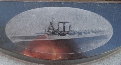 United States Aircraft Carrier Memorial Marker image. Click for full size.