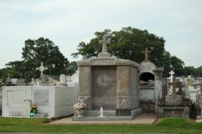 St. Joseph's Catholic Cemetery image. Click for full size.