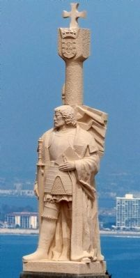Juan Rodriguez Cabrillo Monument image. Click for full size.