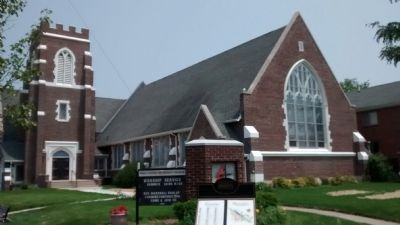 First United Methodist Church of Farmington image. Click for full size.