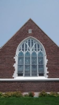 """Pioneers of Christendom"" Windows image. Click for full size."