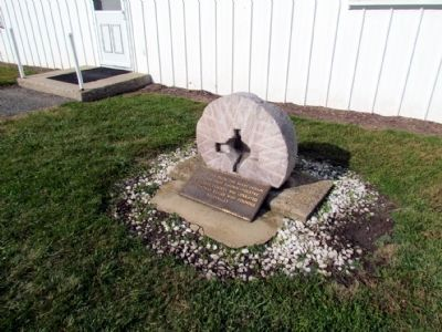 Millstone Furthest from Marker image. Click for full size.