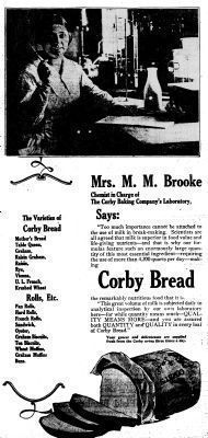 Mrs. M. M.Brooke image. Click for full size.
