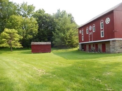Troxell-Steckel Farm-Out building image. Click for full size.
