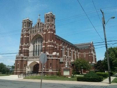 Saint Alphonsus Catholic Church image. Click for full size.