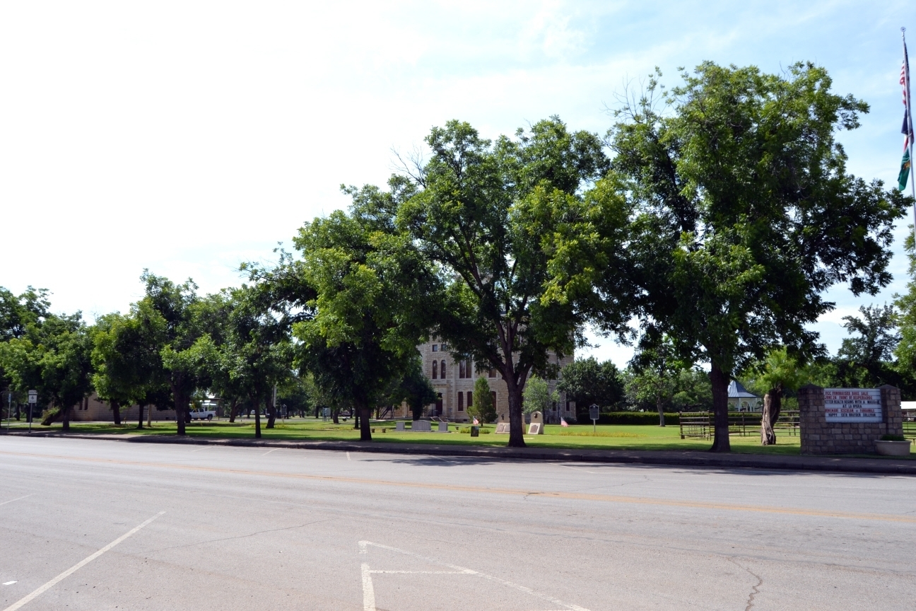 Courthouse Grounds