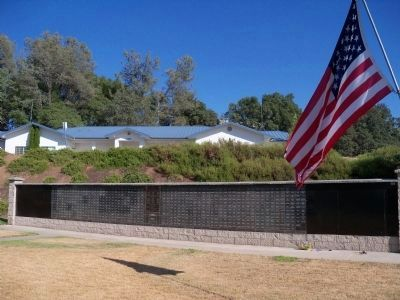 In Memory of the Heros of Amador County Memorial image. Click for full size.