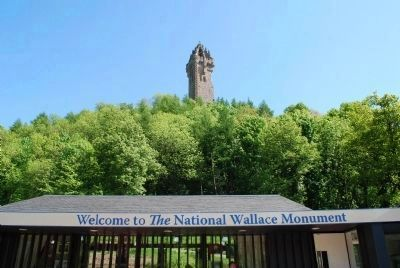 National Wallace Monument image. Click for full size.