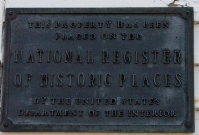 Tremont Nail Factory Marker image. Click for full size.