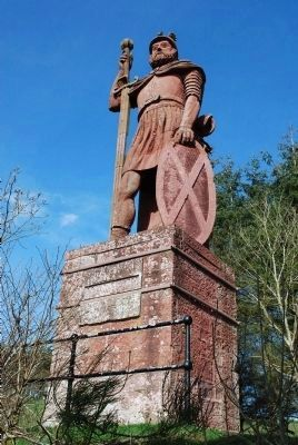 William Wallace Statue image. Click for full size.