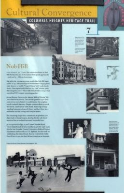 Nob Hill Marker image. Click for full size.