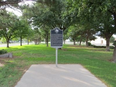 Odessa Marker image. Click for full size.