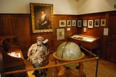 Andrew Carnegie Birthplace Museum image. Click for full size.