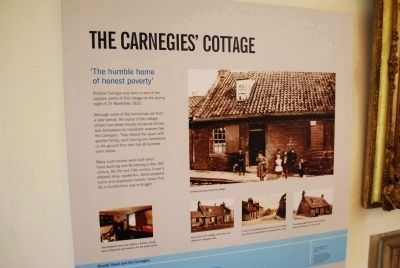 The Carnegie's Cottage image. Click for full size.