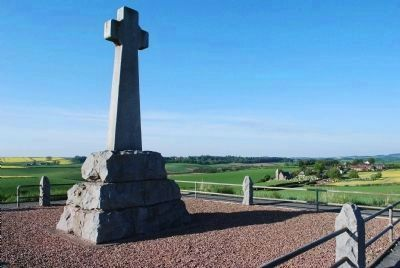 Battle of Flodden Monument image. Click for full size.