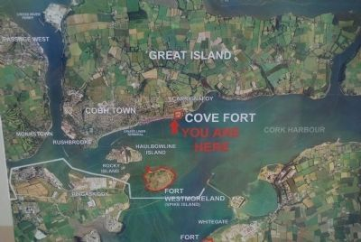 Map Bishop Roche Park/ Cove Fort Marker Location image. Click for full size.