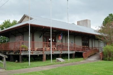 Eunice Depot Museum image. Click for full size.
