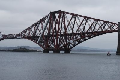 The Forth Rail Bridge image. Click for full size.