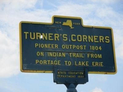 Turner's Corners Marker image. Click for full size.
