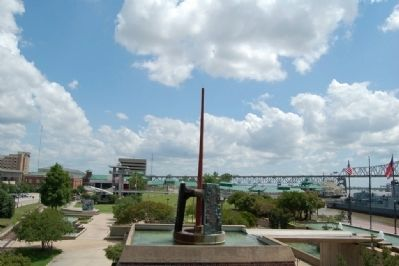 Riverfront Plaza image. Click for full size.