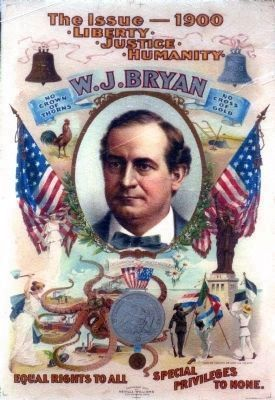 William Jennings Bryan image. Click for full size.