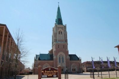 St. Francis de Sales Church image. Click for full size.
